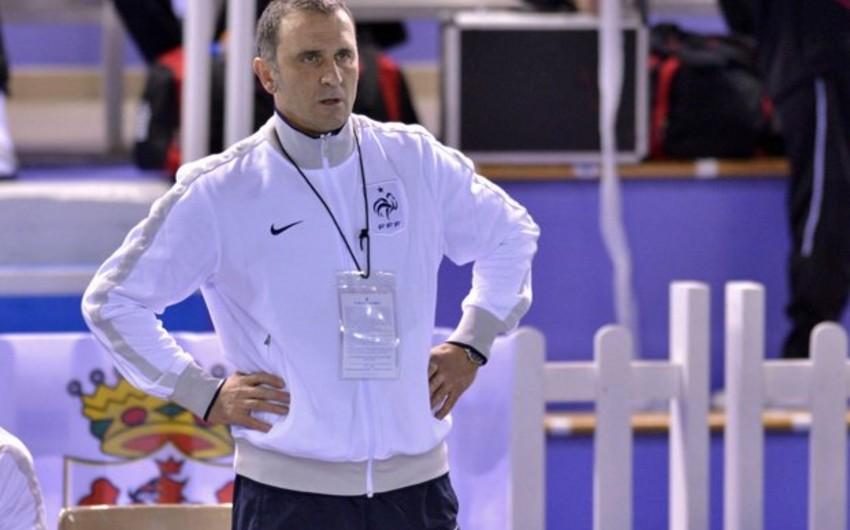 Pierre Jacky: İspaniya - Azərbaycan oyununun nəticəsini gözləyəcəyik