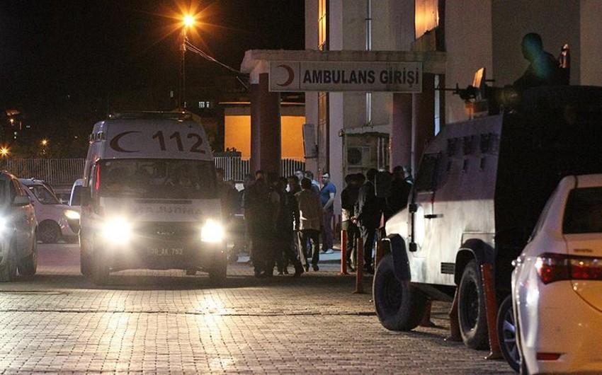 Взрыв в военной школе в Турции, есть пострадавшие