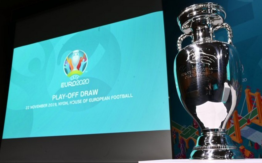 Euro 2020 play-off draw thrown