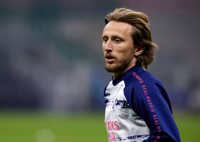 Real Madrid unveils its decision on Luka Modric