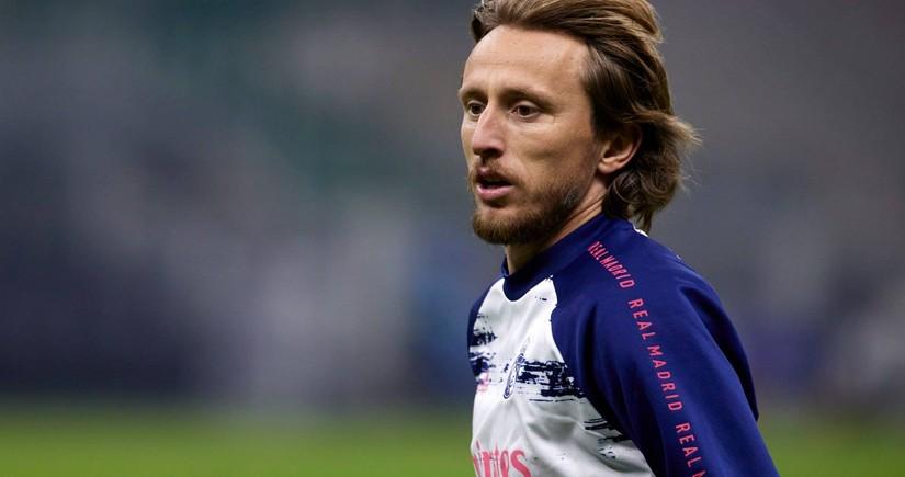 Real Madrid Luka Modriçlə bağlı qərarını açıqladı