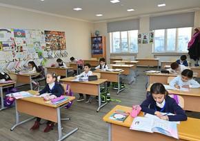 Schools reopen in Azerbaijan