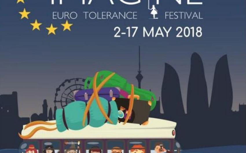 Bakıda 2-ci IMAGİNE Avropa Tolerantlıq Festivalı keçiriləcək