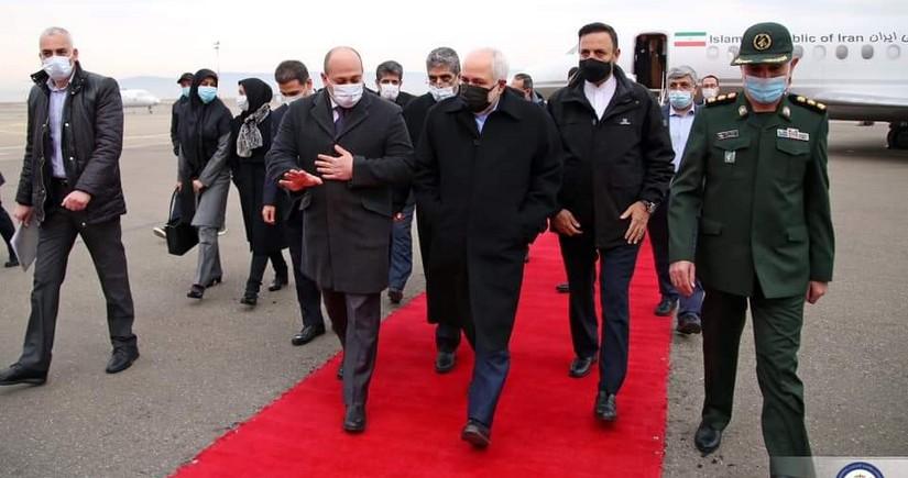 İranXİN başçısı Gürcüstanda səfərdədir