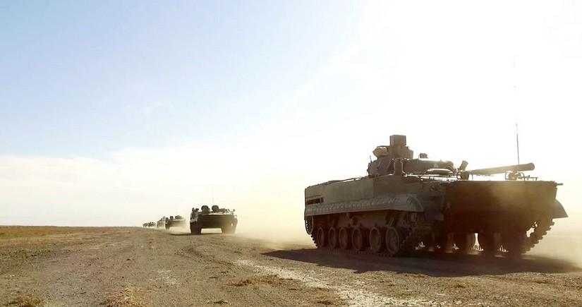 Ermənistan yenidən müharibəyə başlayır - Azərbaycan Ordusu döyüşə hazırdır