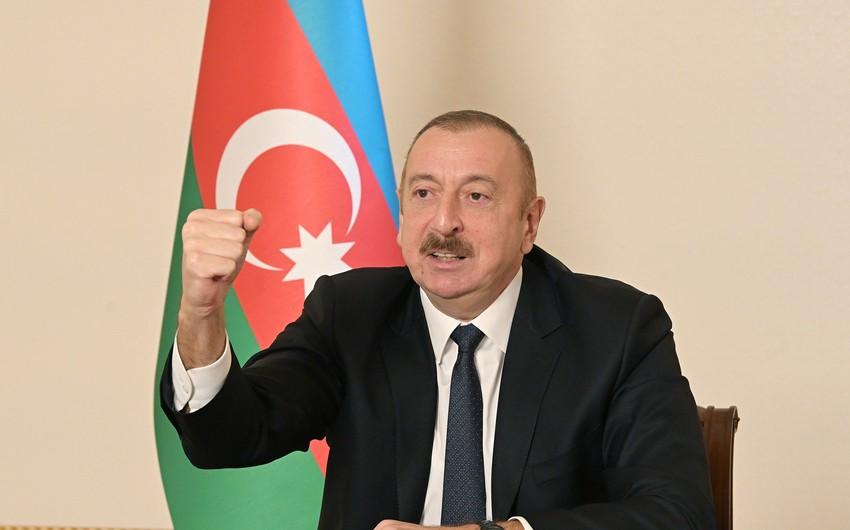 Prezident İlham Əliyevin xalqa müraciətinin tam mətni -