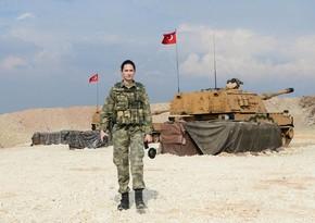 Turkish army neutralizes 16 terrorists in Syria