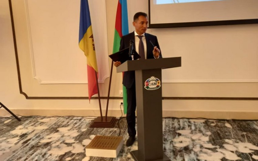 Moldova Azərbaycanlıları Konqresi illik hesabat verib