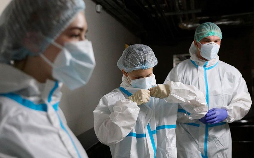 Gürcüstanda 1 700-ə yaxın tibb işçisi koronavirusa yoluxub