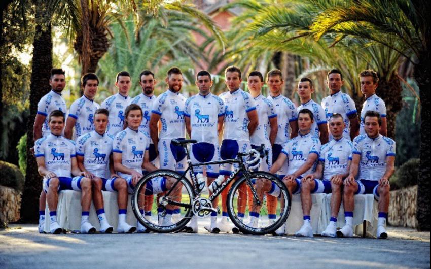 Diabetli velosipedçilərin ilk peşəkar komandası Azərbaycana gəlib