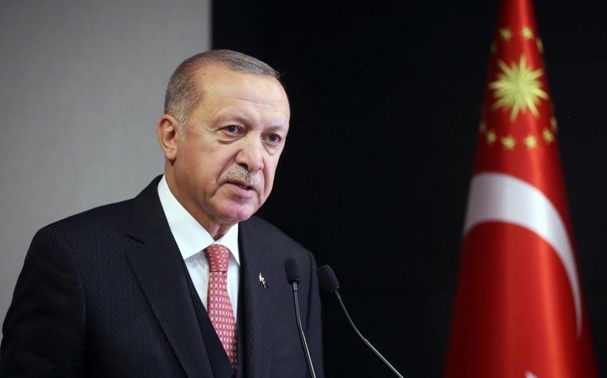 Эрдоган: Азербайджан отправит в Турцию пожарный самолет