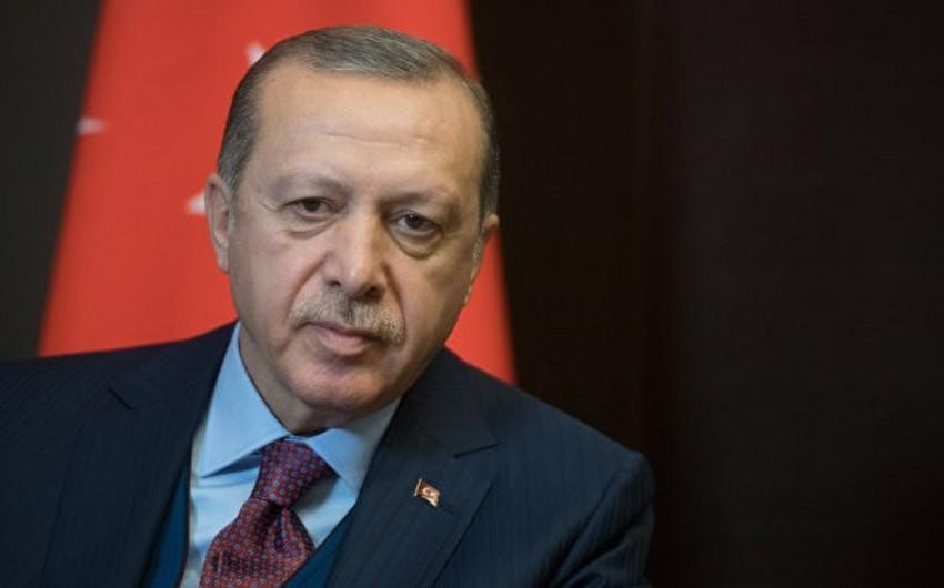 Ərdoğan: İstanbulda Rusiya, Almaniya və Fransa liderləri ilə danışıqlar keçiriləcək