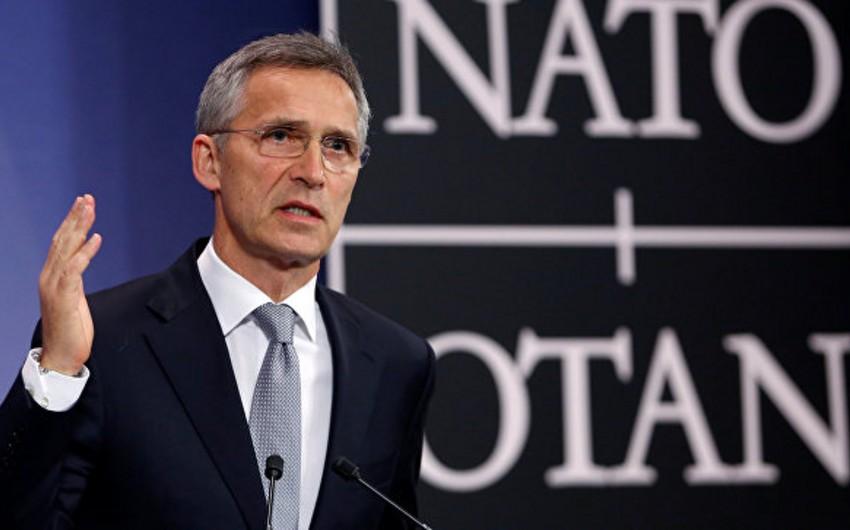 NATO-nun baş katibi: Gürcüstanın Şimali Atlantika strukturlarına üzv olmasını dəstəkləyirik