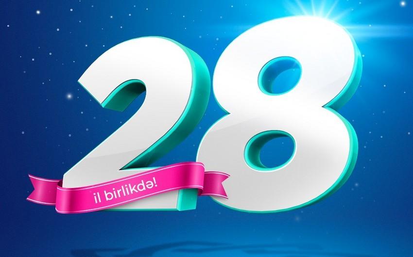 Azərbaycan Beynəlxalq Bankı 28 yaşını qeyd edir