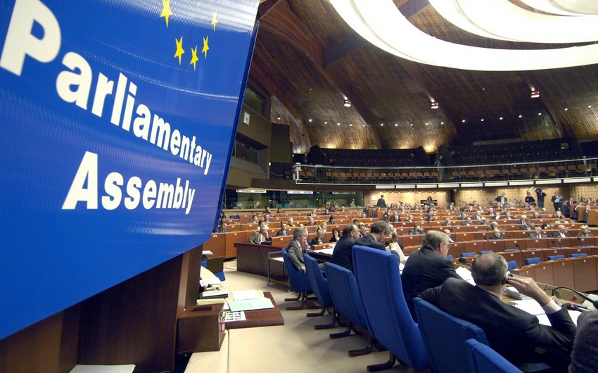 Two candidatures proposed for the post of PACE President