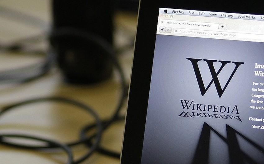Wikipedianın işində nasazlıqlar yaranıb