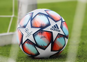 Çempionlar Liqasının yeni topu təqdim olundu