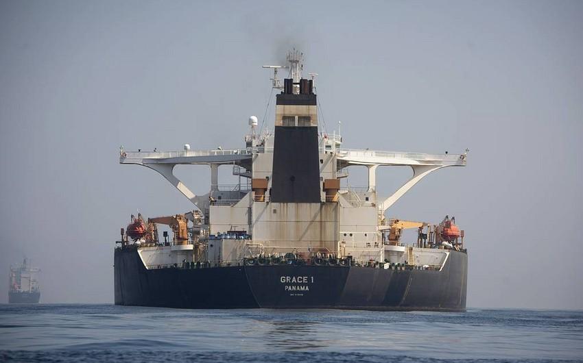 Cəbəllütariq hökuməti İran tankerini azad edib