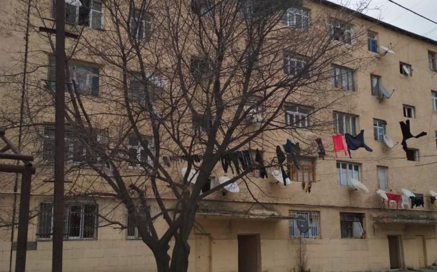 Bərdə rayonunda əsən güclü külək bir sıra fəsadlar törədib - FOTO
