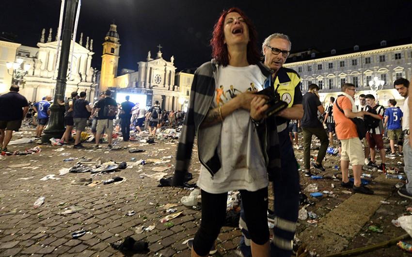Число пострадавших в давке в Турине превысило полторы тысячи человек - ВИДЕО - ОБНОВЛЕНО