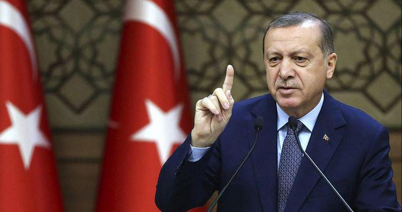 Erdogan responds to Italian PM: Draghi's statement is obscenity and rudeness