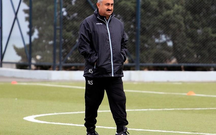 Главный тренерСумгайытаНазим Сулейманов подал в отставку