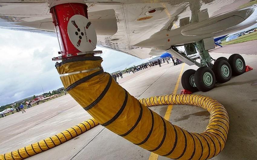 SOCAR поставила в Украину 2,7 тыс. тонн авиатоплива