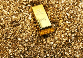 Azerbaijan sees over 40% decrease in revenues from gold exports
