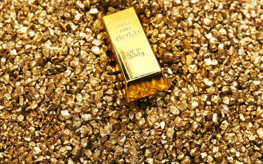 Доходы Азербайджана от экспорта золота в январе снизились более чем на 40%