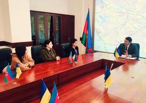 Посольство Азербайджана в Украине провело День открытых дверей в Харькове