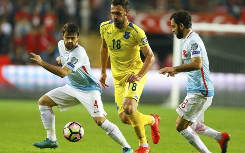 Kosovo millisinin futbolçusu: Azərbaycandan aldığımız bir xal bizim üçün çox dəyərlidir