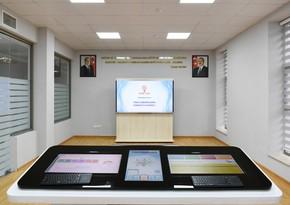 В  Балакене открыт центр автоматического управления и контроля