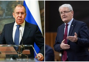 Russian, Canadian FMs discuss Karabakh issue