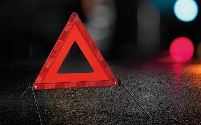 Nərimanov rayonunda 60 yaşlı piyadanı avtomobil vurdu