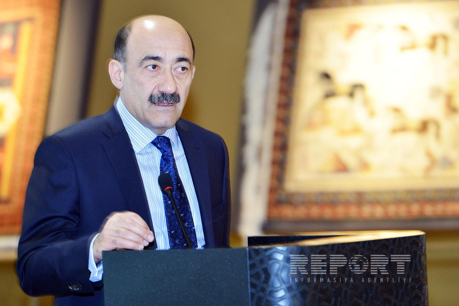 Azerbaijani Minister of Culture and Tourism on a visit to Tbilisi