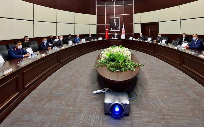 Исмаил Демир: Наша оборонная промышленность всегда в распоряжении Азербайджана
