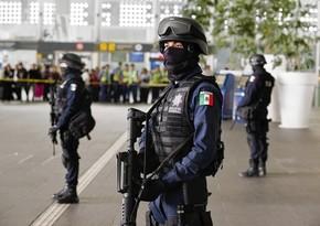 Mexiko hava limanında atışma olub, yaralananlar var