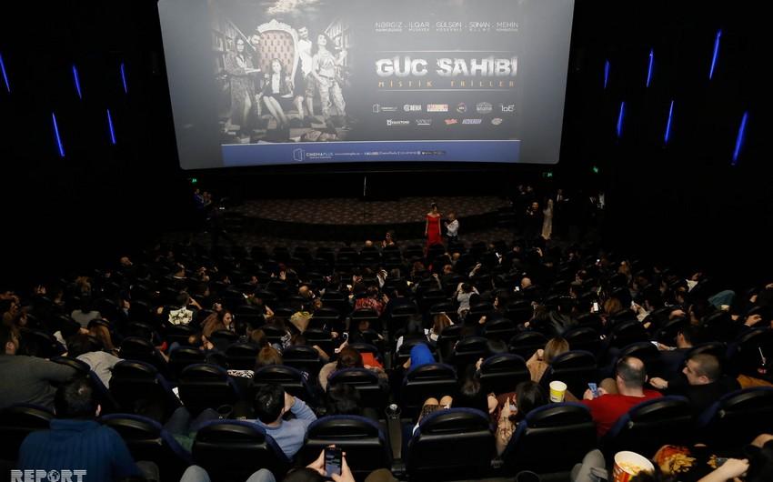 CinemaPlus Gənclik Mallda Güc sahibi filminin qalası keçirilib
