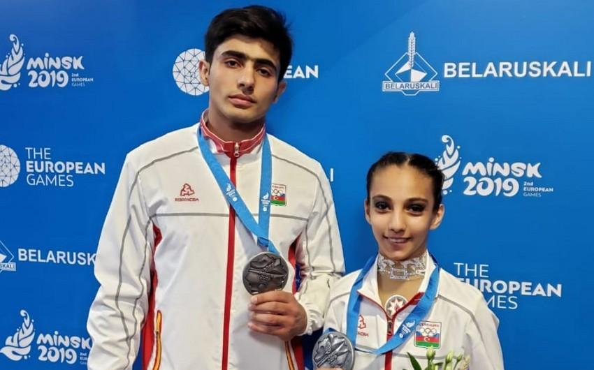 Azərbaycan II Avropa Oyunlarında dördüncü medalını qazanıb