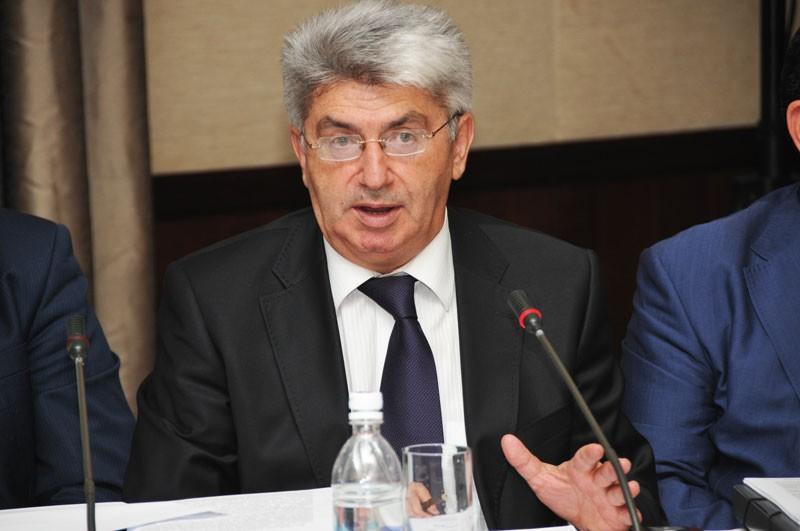Vahid Novruzov: Azərbaycanda auditdən keçən şirkətlərin sayı ötən il 10-15% artıb