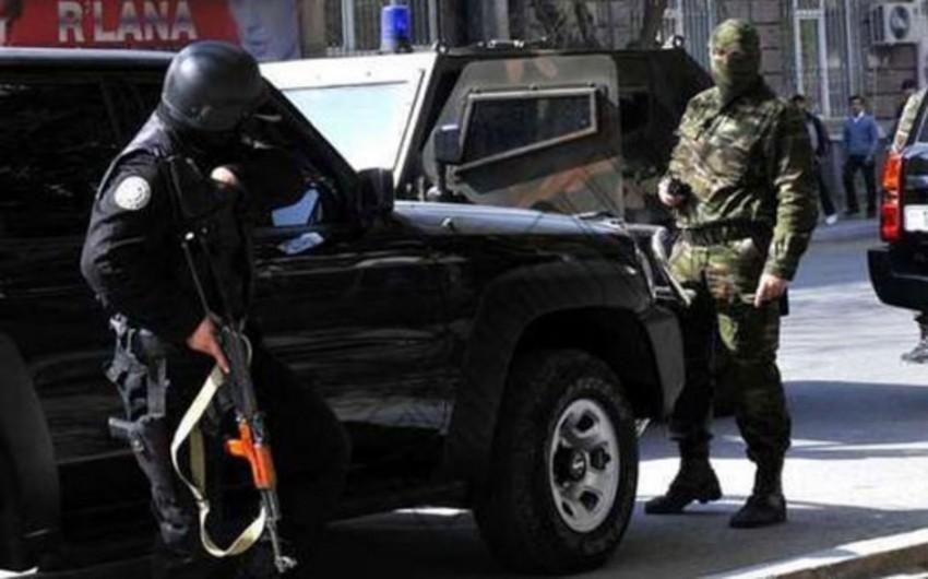 DSX və polis Zaqatalada birgə əməliyyat keçirib