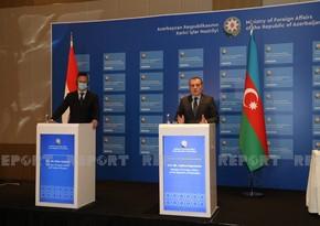 Ceyhun Bayramov: Macarıstan bankı Qarabağın bərpasına 100 milyon dollar kredit ayırıb