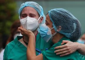В США за сутки коронавирусом заразились более 58 тысяч человек