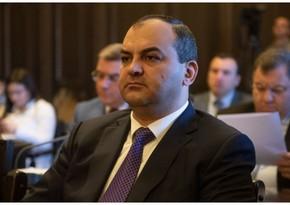 Ermənistanın baş prokuroru Rusiyaya gedib