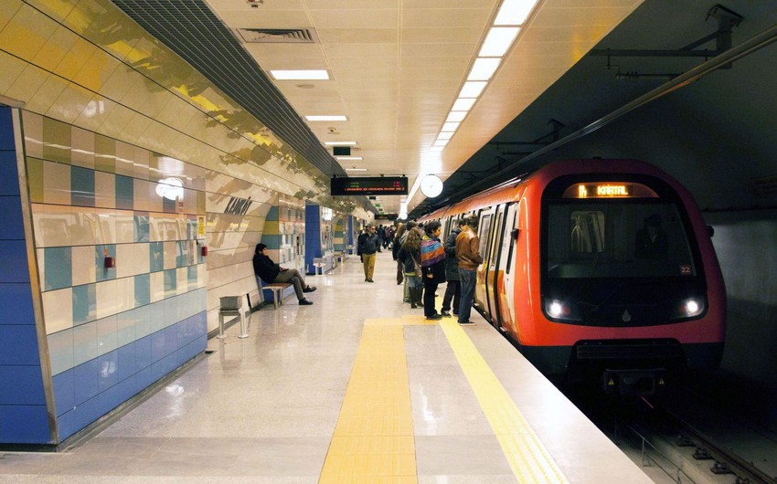 EBRD allocates 88 mln Euros for reconstruction of Istanbul metro