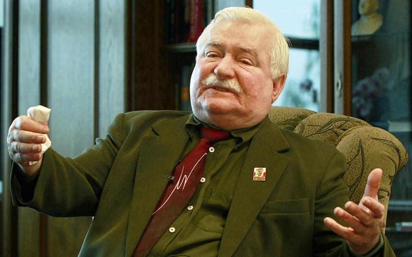 Polşanın eks-prezidenti Lex Valensaya qarşı cinayət işi açılıb
