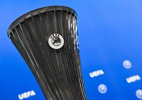 Лига конференций: Календарь групповых матчей Карабаха