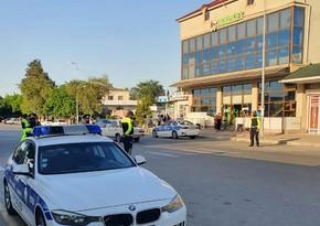 В Саатлы проведен рейд, оштрафованы водители