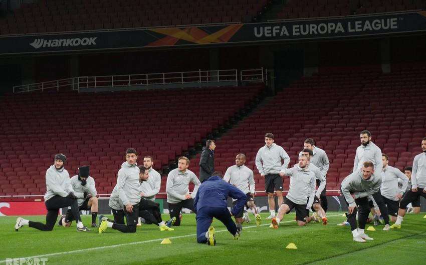 Arsenal və Qarabağın start heyətləri açıqlanıb
