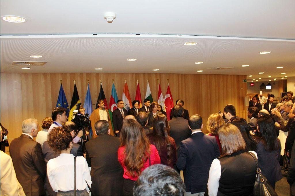 Novruz holiday celebrated in European Parliament for the first time
